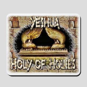 Holy of Holies! Mousepad
