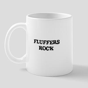 FLUFFERS  ROCK Mug