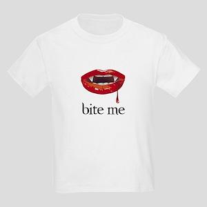 Bite Me Kids Light T-Shirt