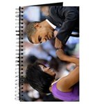 Obama Fist Bump Journal
