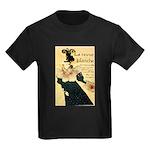 La Revue Blanche Kids Dark T-Shirt