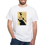 La Revue Blanche White T-Shirt