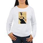 La Revue Blanche Women's Long Sleeve T-Shirt