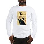 La Revue Blanche Long Sleeve T-Shirt