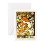 L'Ermitage Greeting Cards (Pk of 10)