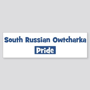 South Russian Owtcharka pride Bumper Sticker