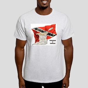 T&T  Ash Grey T-Shirt
