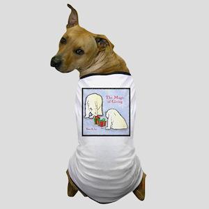 Polar Bears Gift Dog T-Shirt