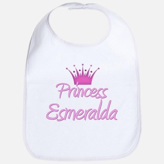Princess Esmeralda Bib
