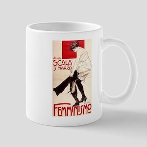 Femminismo Mug