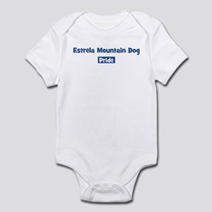 Estrela Mountain Dog pride Infant Bodysuit