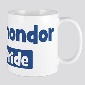 Komondor pride Mug
