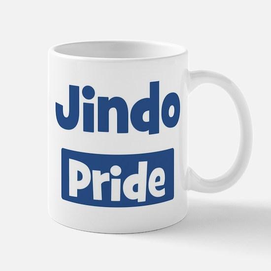 Jindo pride Mug