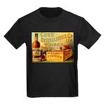 Cork Distilleries Co. Ltd. Kids Dark T-Shirt