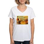 Cork Distilleries Co. Ltd. Women's V-Neck T-Shirt