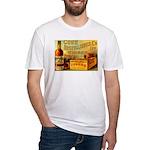 Cork Distilleries Co. Ltd. Fitted T-Shirt