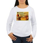 Cork Distilleries Co. Ltd. Women's Long Sleeve T-S