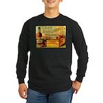 Cork Distilleries Co. Ltd. Long Sleeve Dark T-Shir