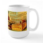 Cork Distilleries Co. Ltd. Large Mug