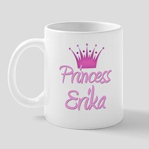 Princess Erika Mug