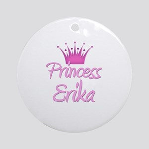 Princess Erika Ornament (Round)