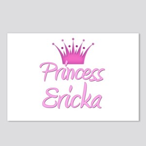 Princess Ericka Postcards (Package of 8)