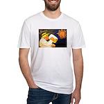 Biere de Maxeville Fitted T-Shirt