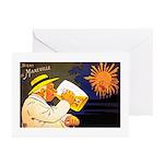 Biere de Maxeville Greeting Cards (Pk of 20)
