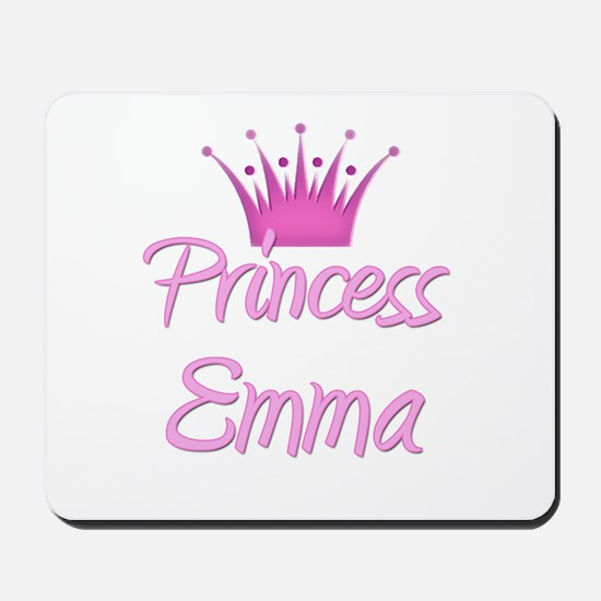 Princess Emma Mousepad