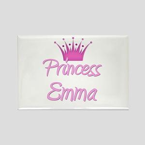 Princess Emma Rectangle Magnet