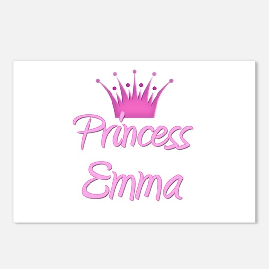 Princess Emma Postcards (Package of 8)