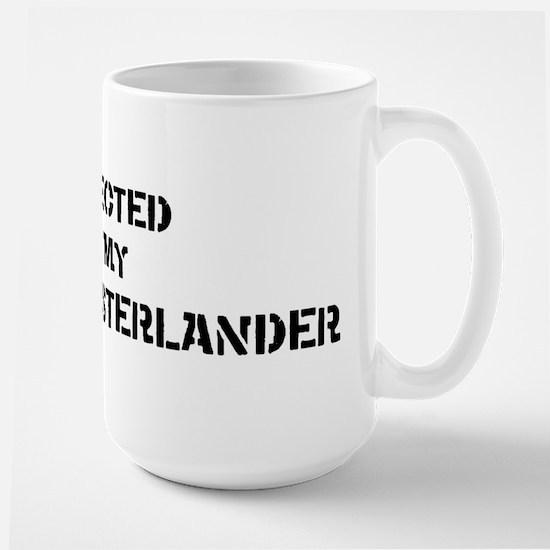 Protected by Large Munsterlan Large Mug