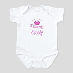 Princess Emely Infant Bodysuit