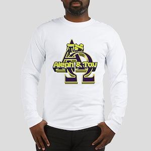 Aleph & Tav Long Sleeve T-Shirt