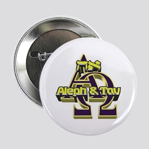 Aleph & Tav Button