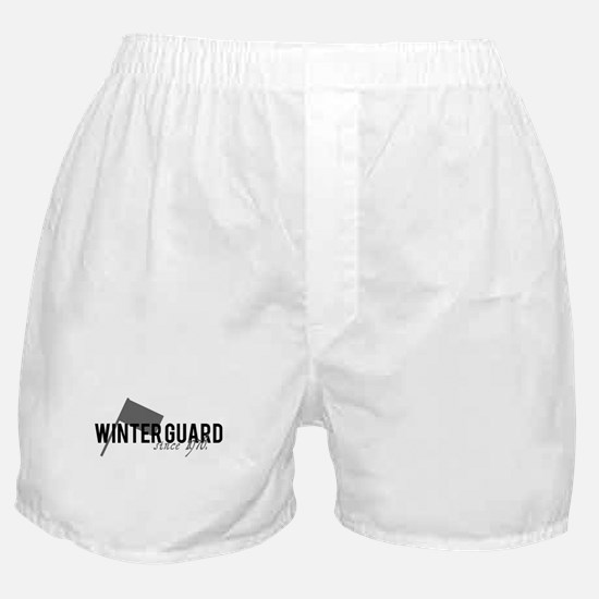 Winter Guard Boxer Shorts