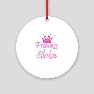 Princess Eloise Ornament (Round)
