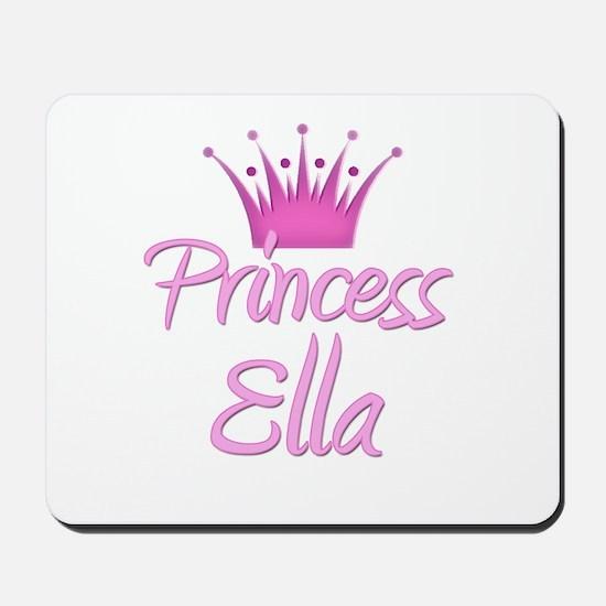 Princess Ella Mousepad