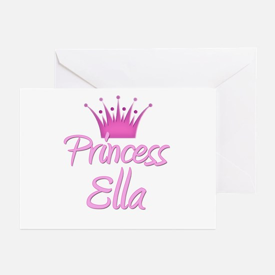 Princess Ella Greeting Cards (Pk of 20)
