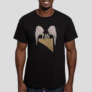 Pan Men's Fitted T-Shirt (dark)