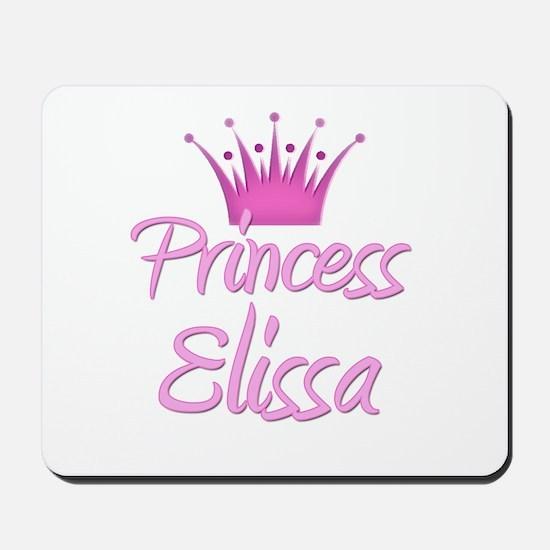 Princess Elissa Mousepad