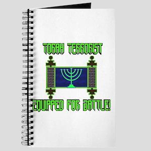 Torah Terrorist! Journal