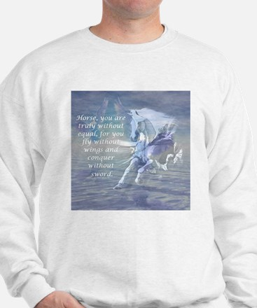 Horse without equal Sweatshirt