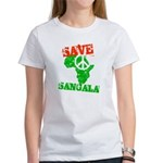 Save Sangala Women's T-Shirt