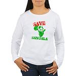 Save Sangala Women's Long Sleeve T-Shirt