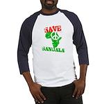Save Sangala Baseball Jersey