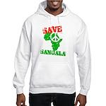 Save Sangala Hooded Sweatshirt