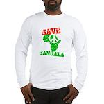 Save Sangala Long Sleeve T-Shirt