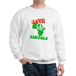 Save Sangala Sweatshirt