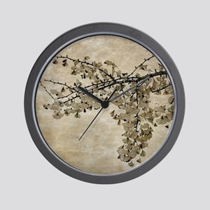 Waiting For The Next Breeze Wall Clock